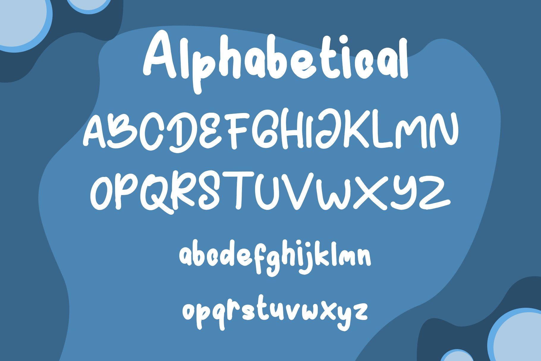 JellyBean || Cute & Playful Fonts example image 4