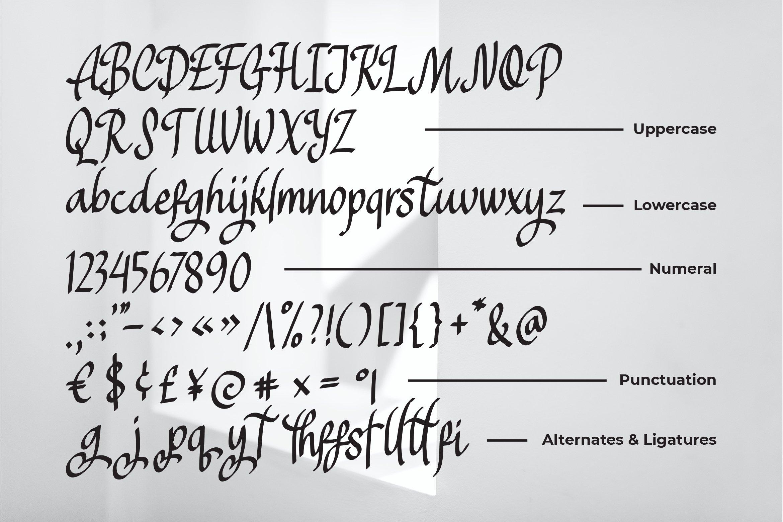 Magnofat - Display Font example image 5