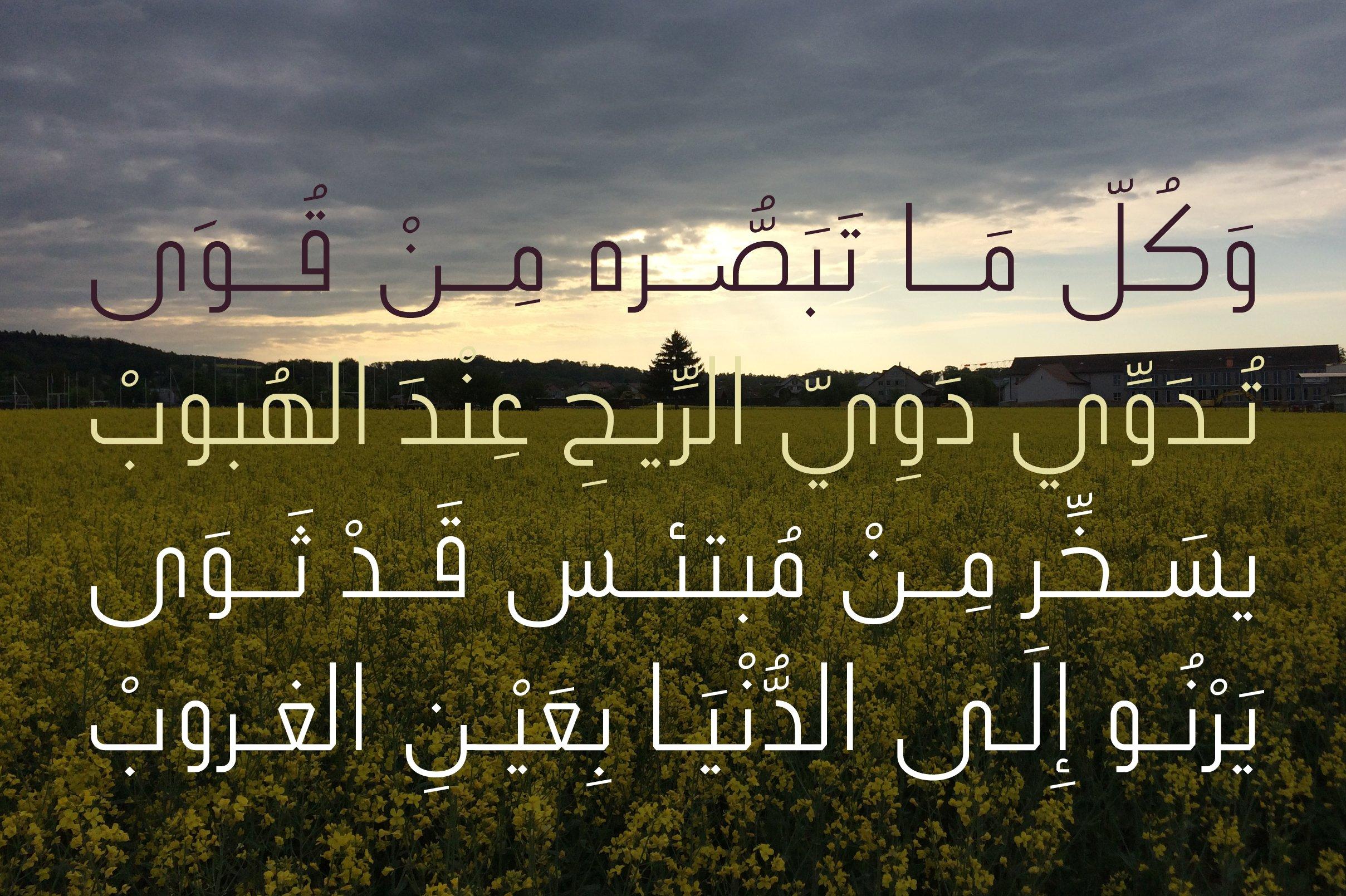 Ikseer - Arabic Typeface example image 6
