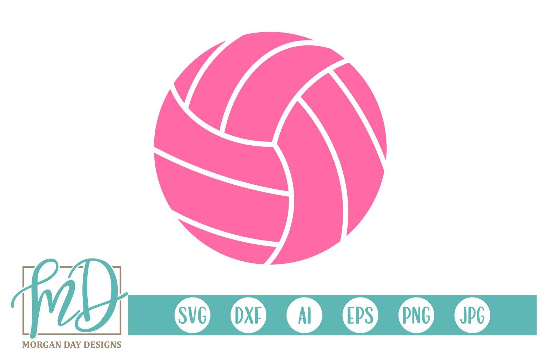 Volleyball Clipart Volleyball Svg 235681 Cut Files Design Bundles