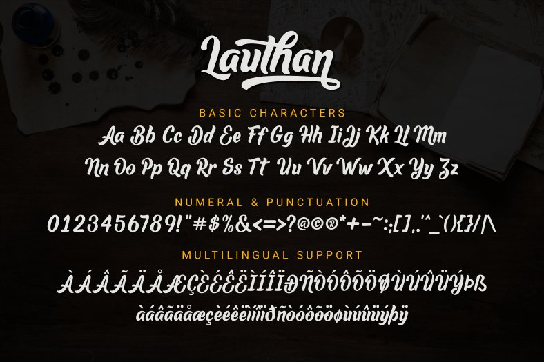 Lauthan example image 2