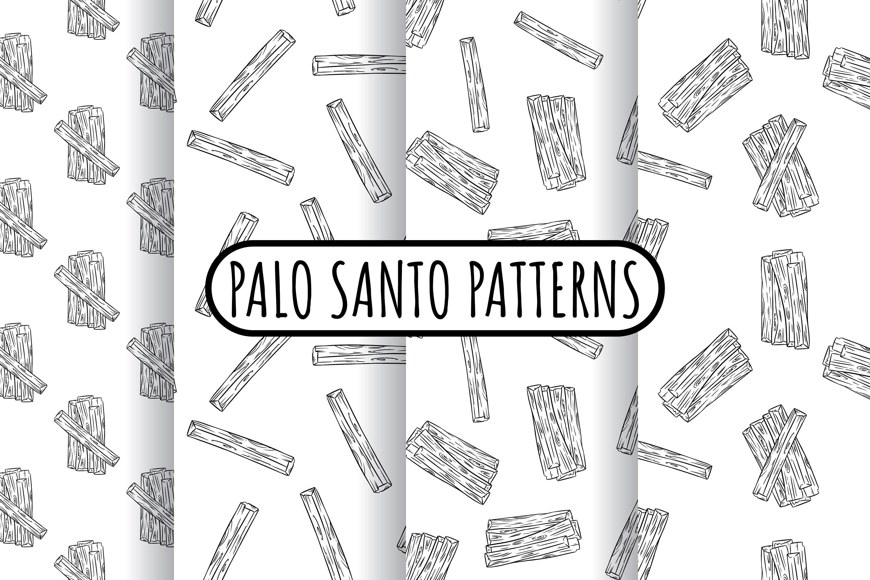 Palo Santo Sticks Set example image 3