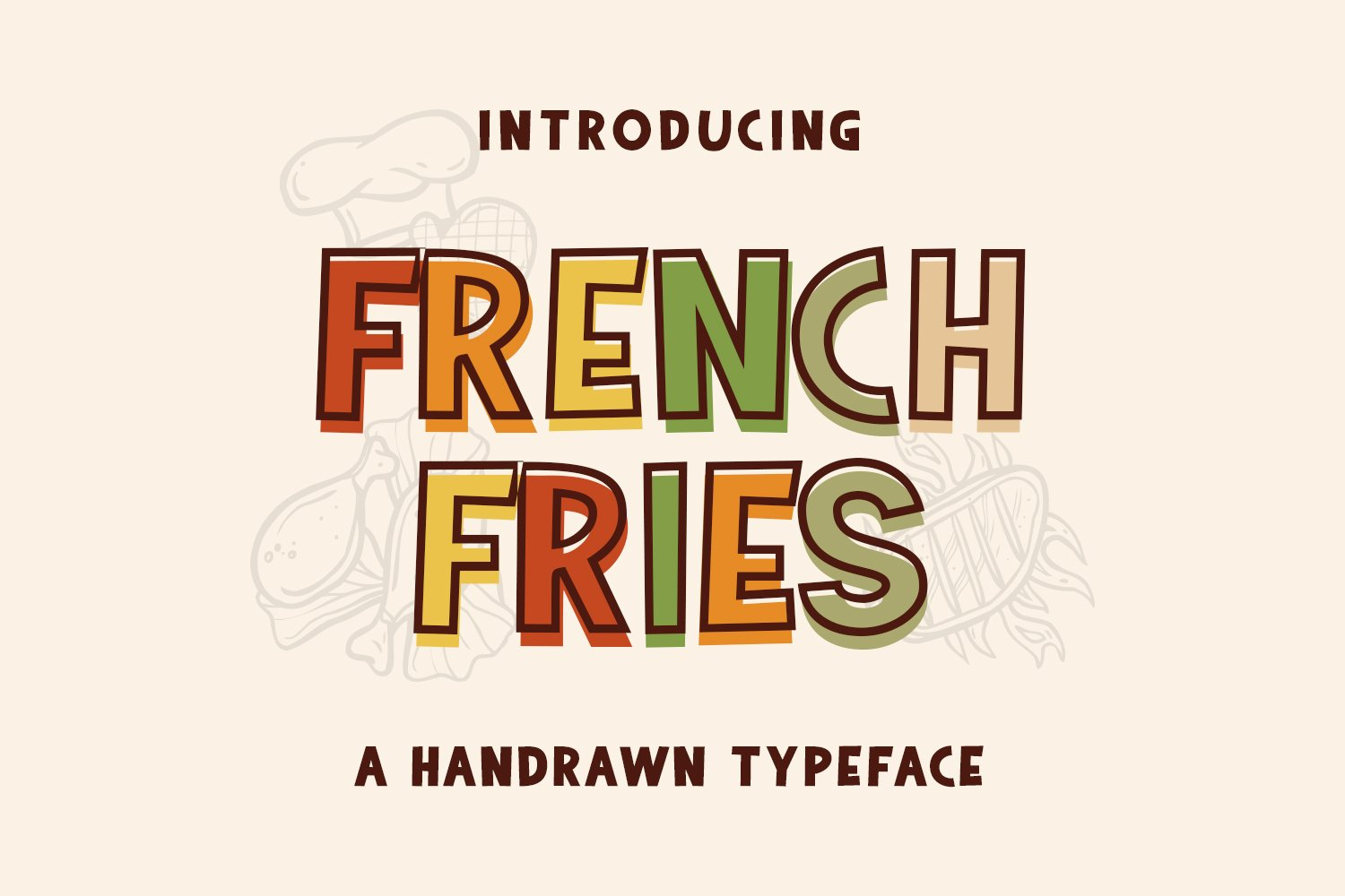 French Fries example image 1