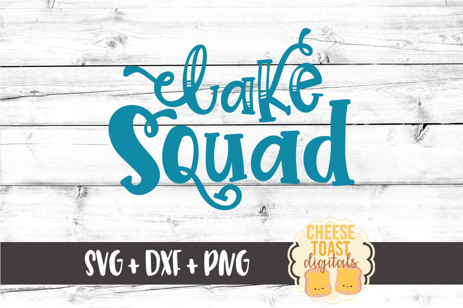 Lake SVG | Lake Squad example image 2