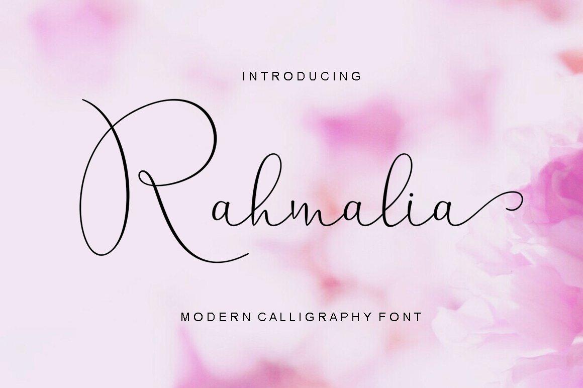 Beauty Font Bundles example image 7