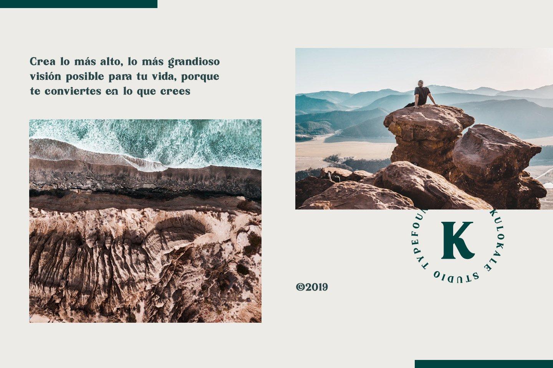 Karimun - Modern Serif Font example image 10