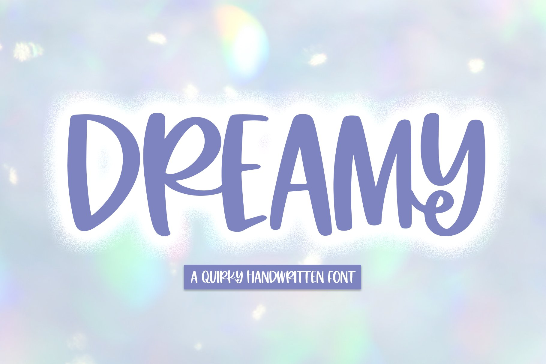 Dreamy - A Quirky Handwritten Font example image 1