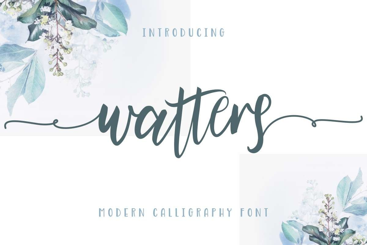 Watters example image 1