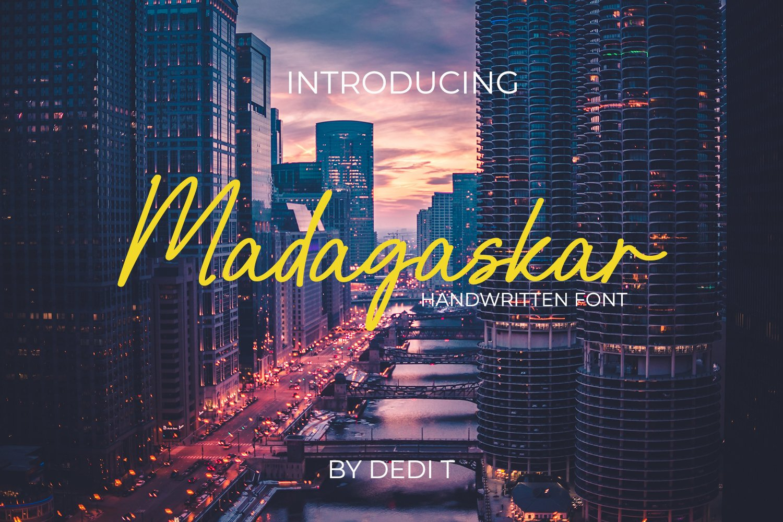 Madagaskar example image 1
