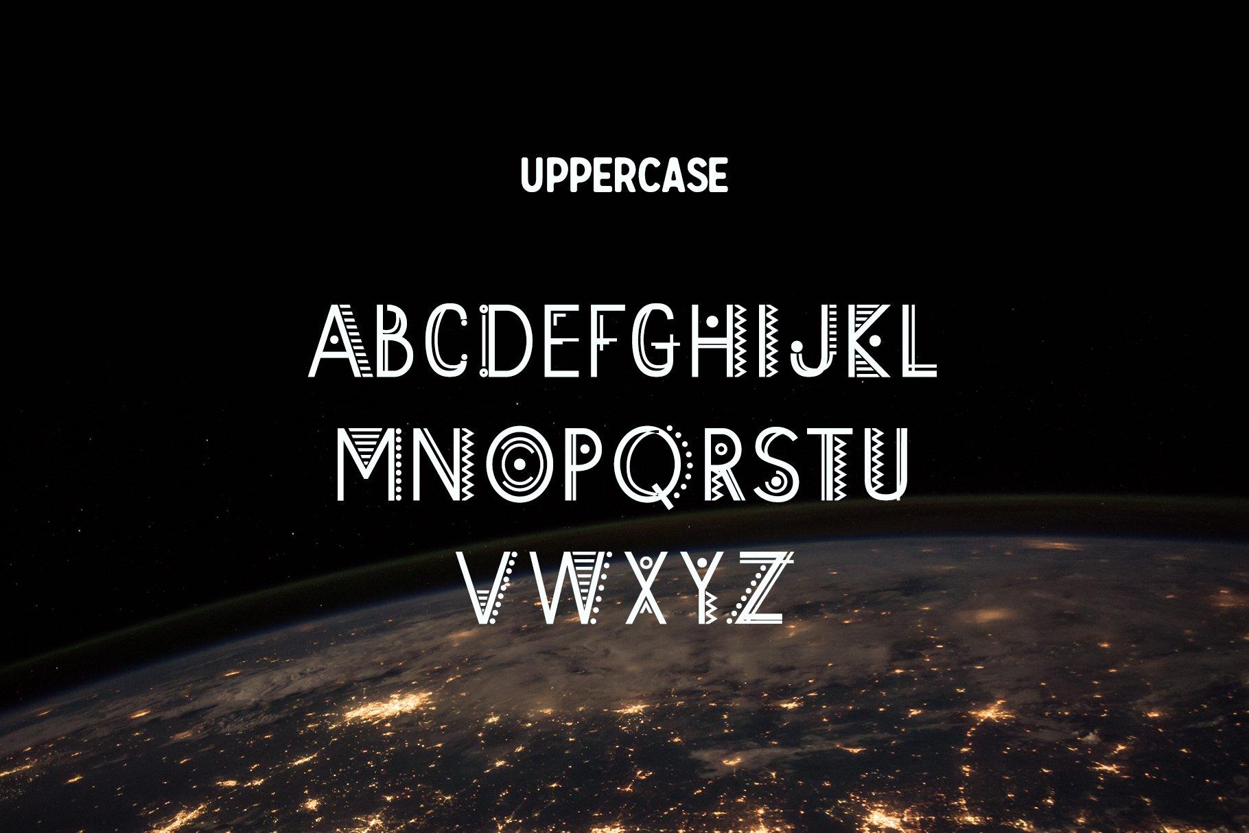Andromeda Font example image 2
