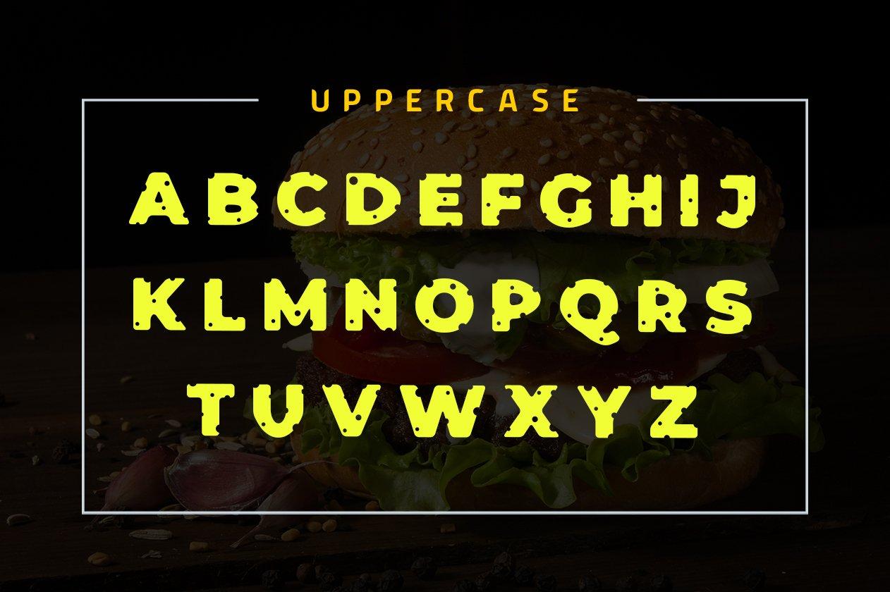 Cheesman Love Display Font example image 5