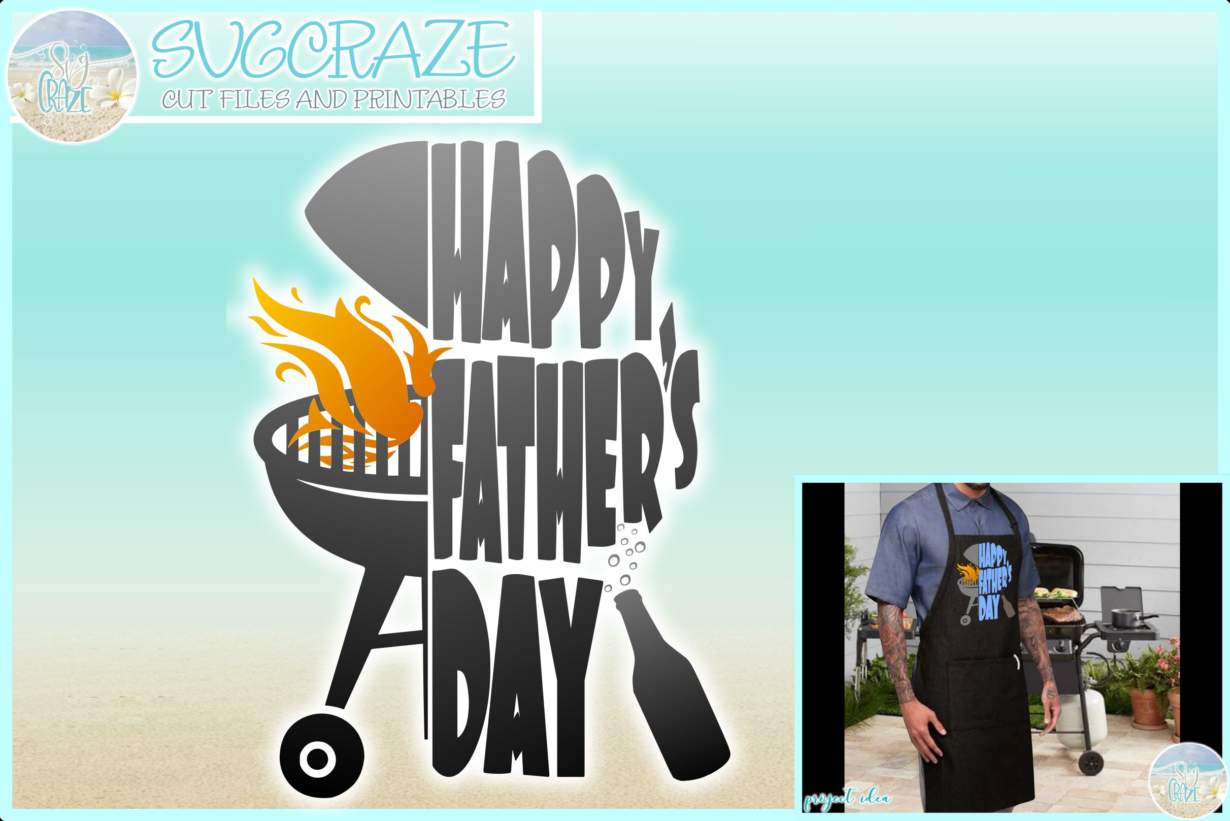Free Eps, ai, svg, also jpg, png in ai, eps and files most buildings and items are separate objects which allow being arranged and colorized of your choice. Happy Fathers Day With Grill And Flames Svg 264438 Svgs Design Bundles SVG, PNG, EPS, DXF File