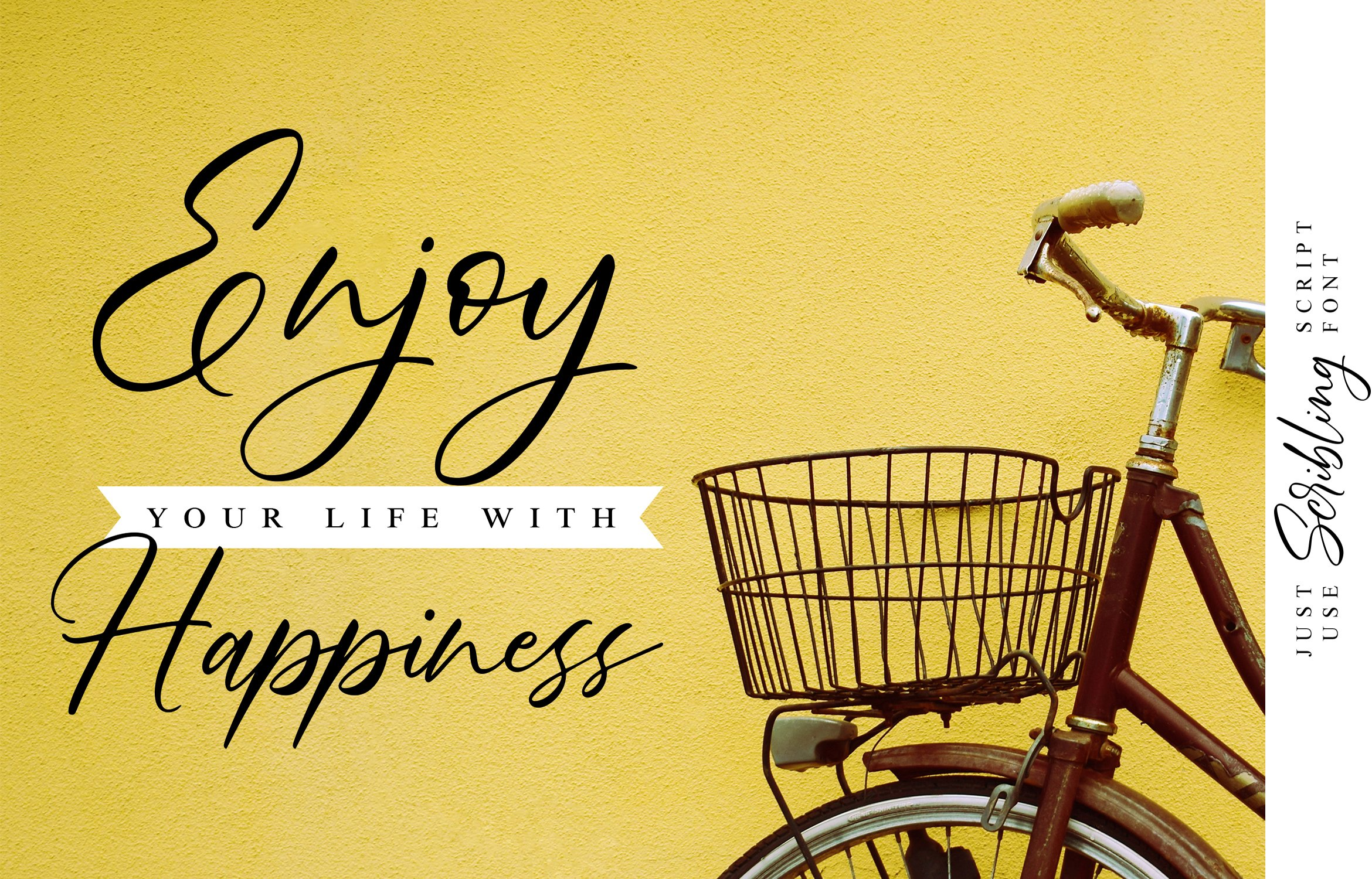Scribbling | Uniquely Handwriting Script Font example image 5