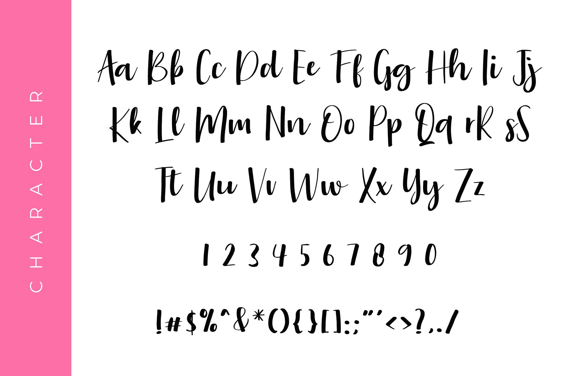 Aloha Miaw Script Font example image 6