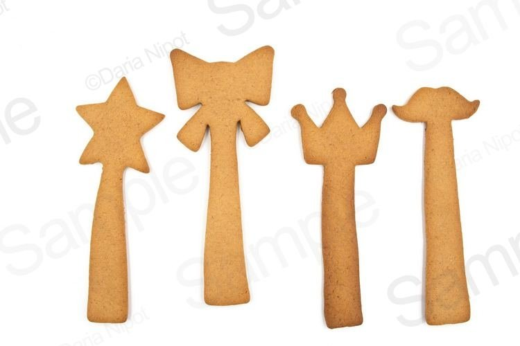 Homemade gingerbread cookies example image 1