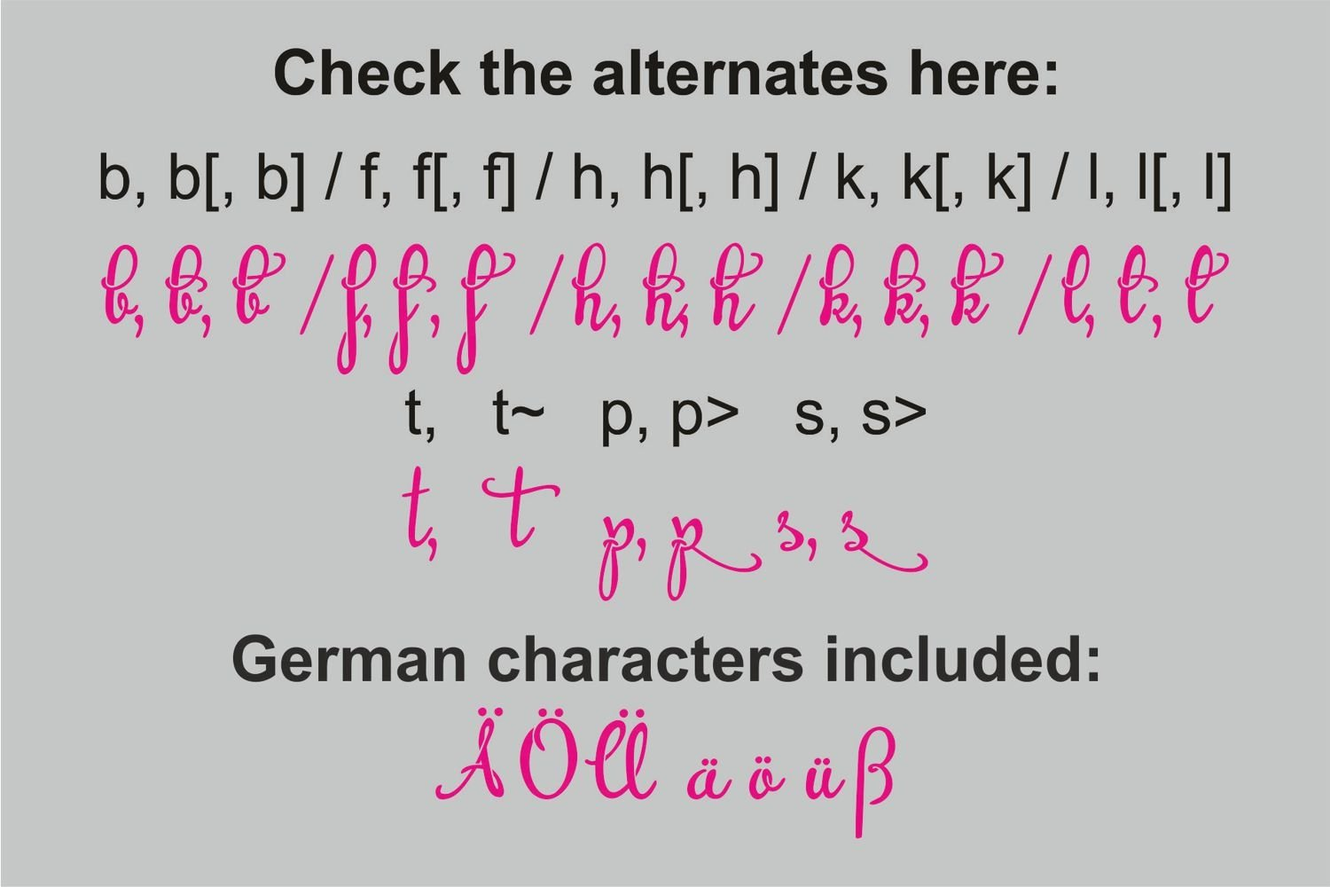 Beprity Stencil Font example image 3