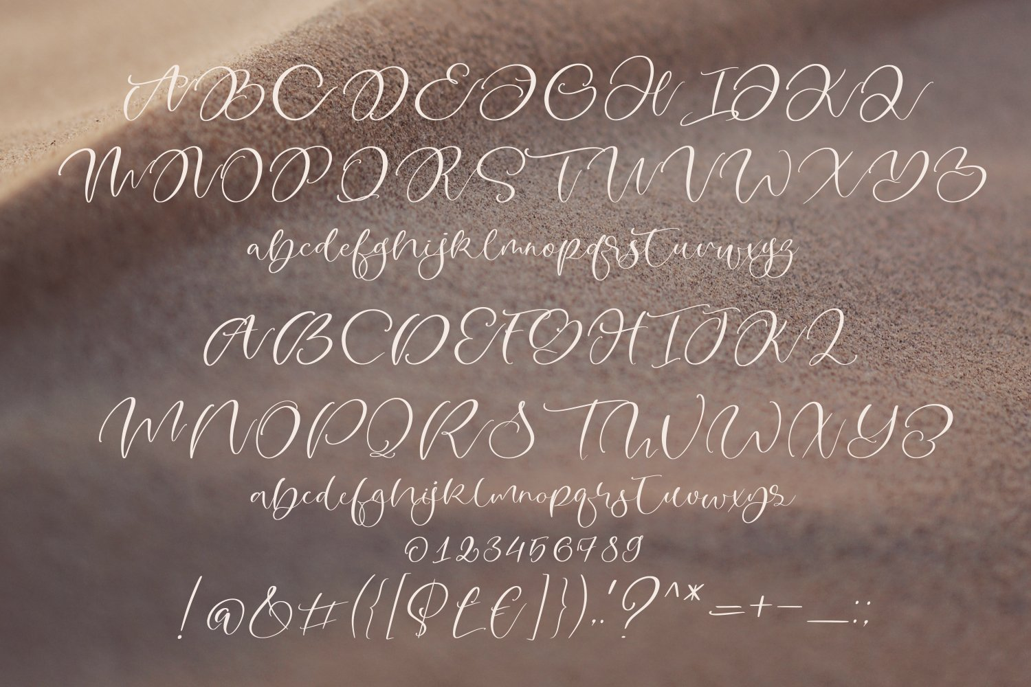 Lovely Bay Script Font example image 5