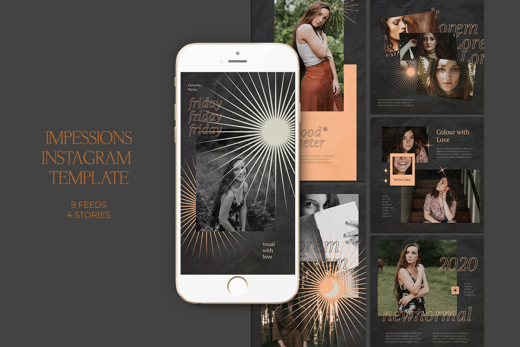 impessions Instagram Templates example image 1