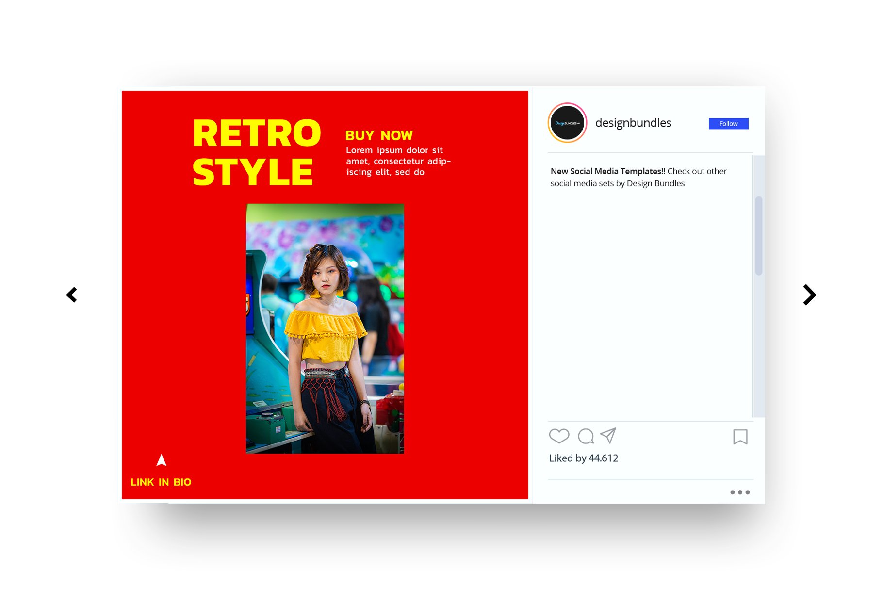 Moodboard Instagram Template example image 5