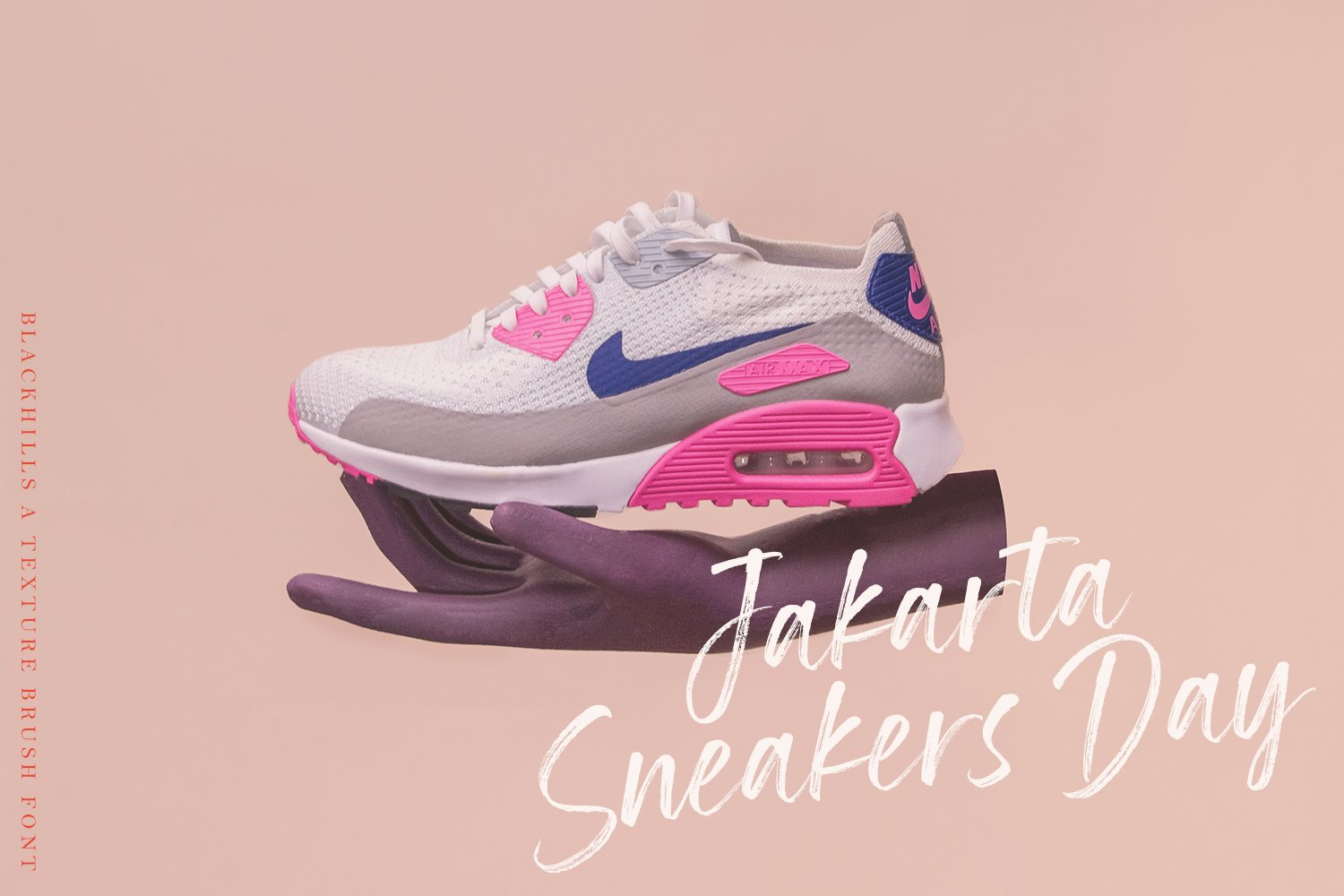 Blackhills - Brush Fonts example image 13