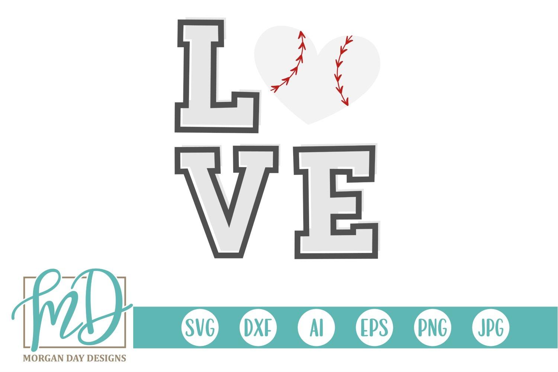 Download Biggest Fan Baseball Love Love Baseball Svg 245329 Cut Files Design Bundles