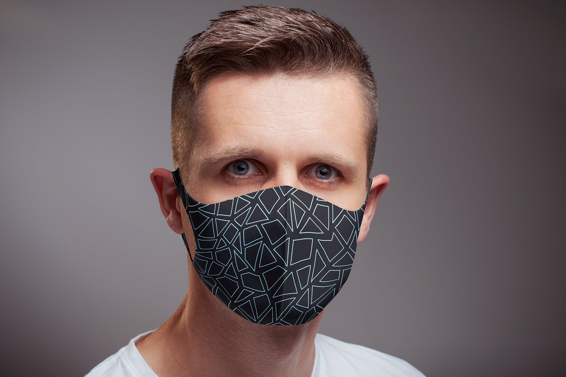 Face Mask Mock-up example image 4