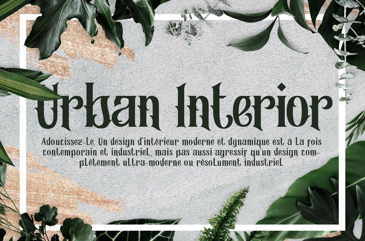 Morgana - Display Font example image 10