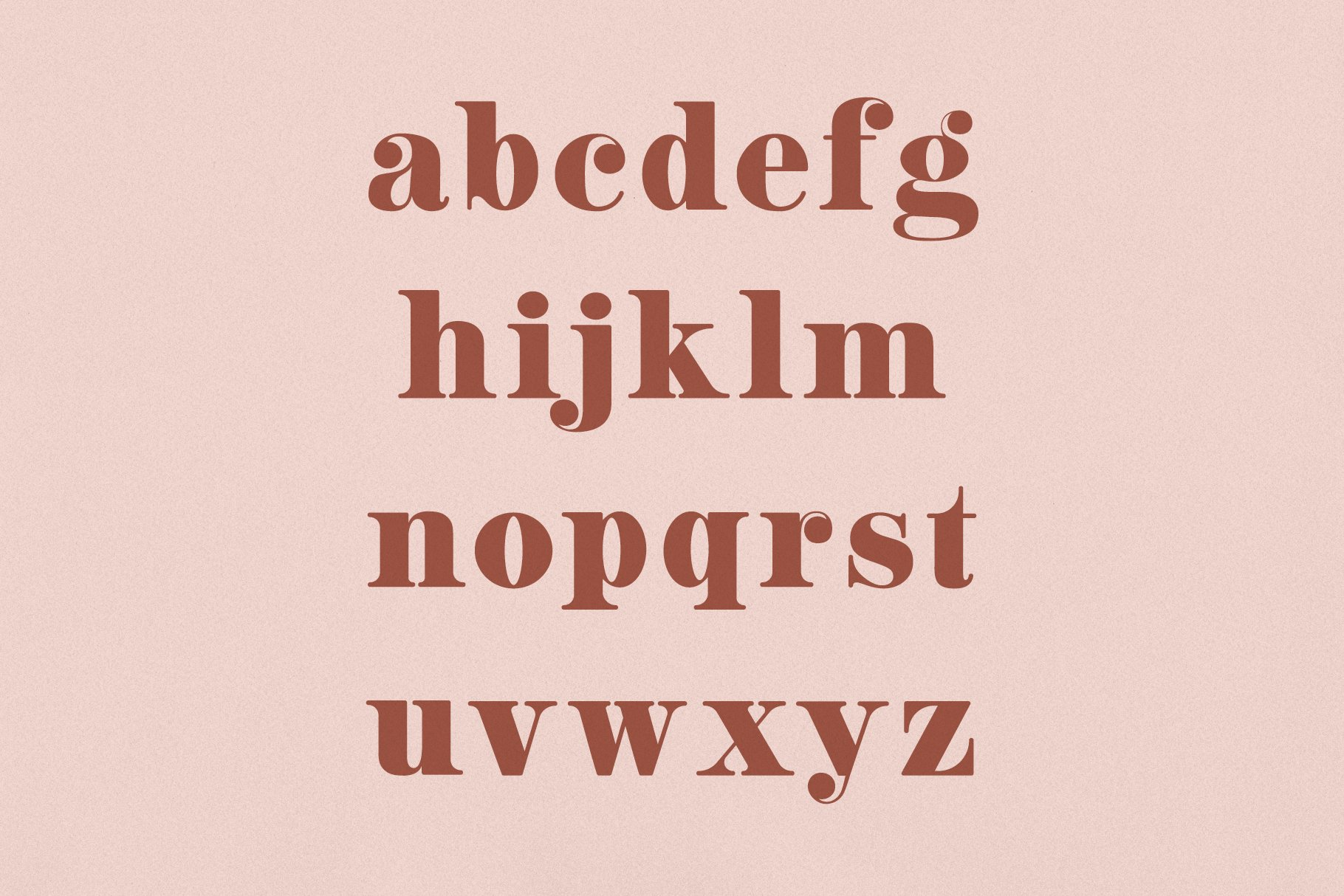 Aphrodite // A Classy & Modern Serif example image 8