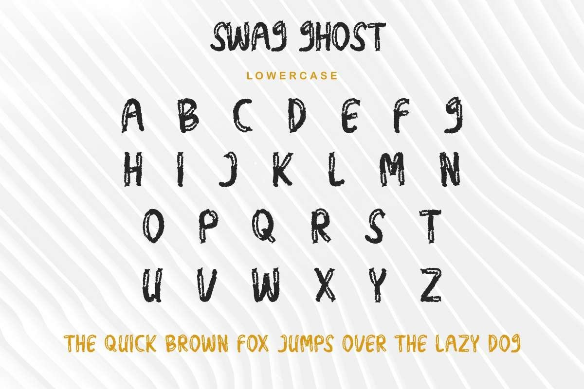 Swag Ghost example image 8