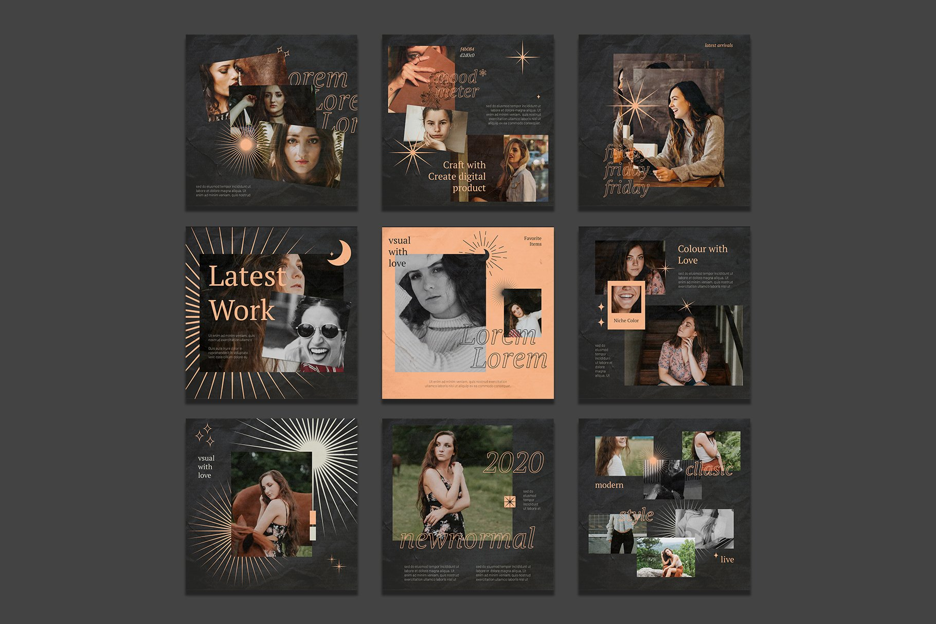 impessions Instagram Templates example image 9