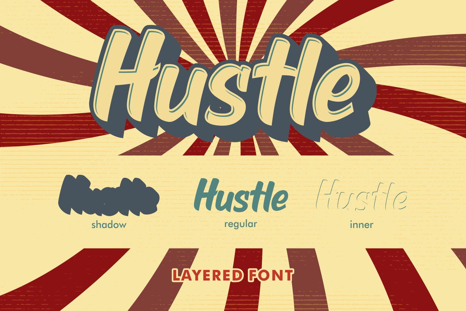 Great Hustle example image 2