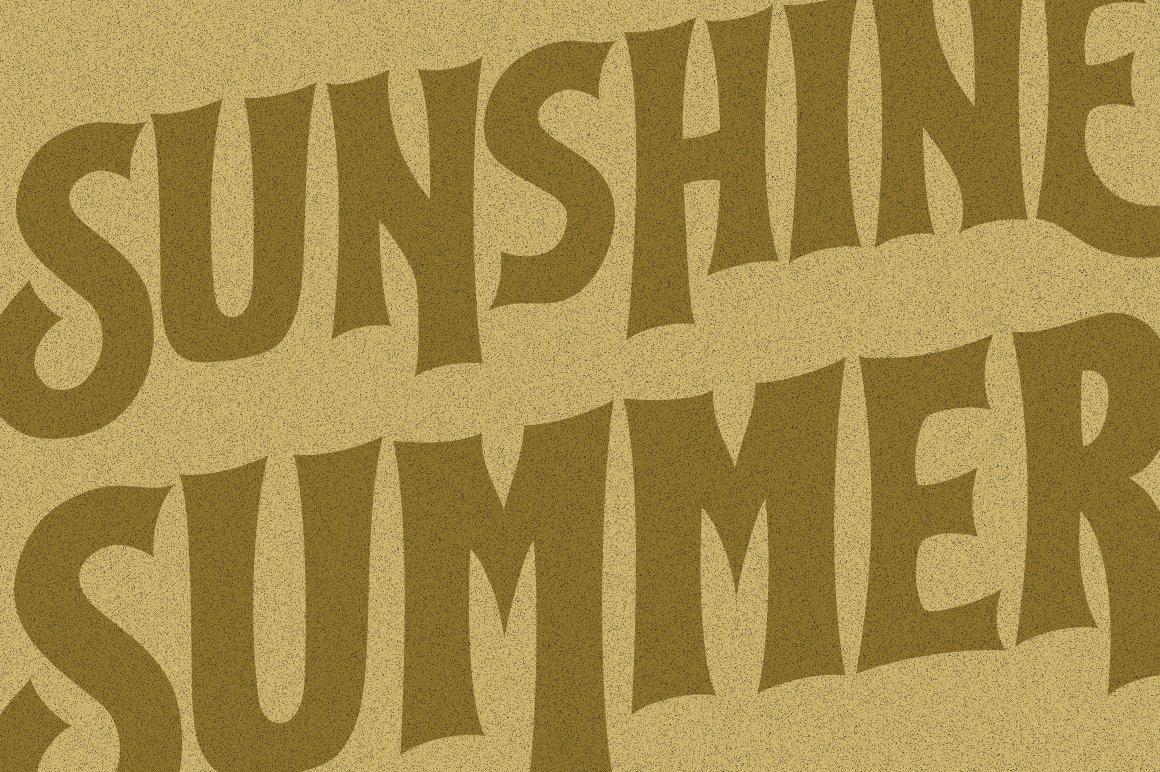 Shining Bright Typeface example image 4