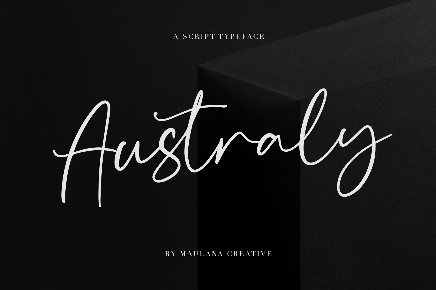 Australy Font example image 1