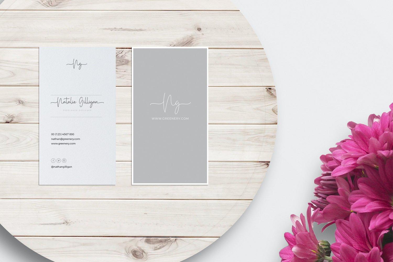 Miya Wayne - Modern Lovely Script Font example image 11
