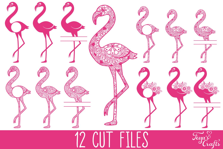 Flamingo Svg Mandala Flamingo Svg Zoo Svg Flamingo Clipart Beach Svg Summer Svg Mandala Svg Flamingo Silhouette Cricut Files DA0193