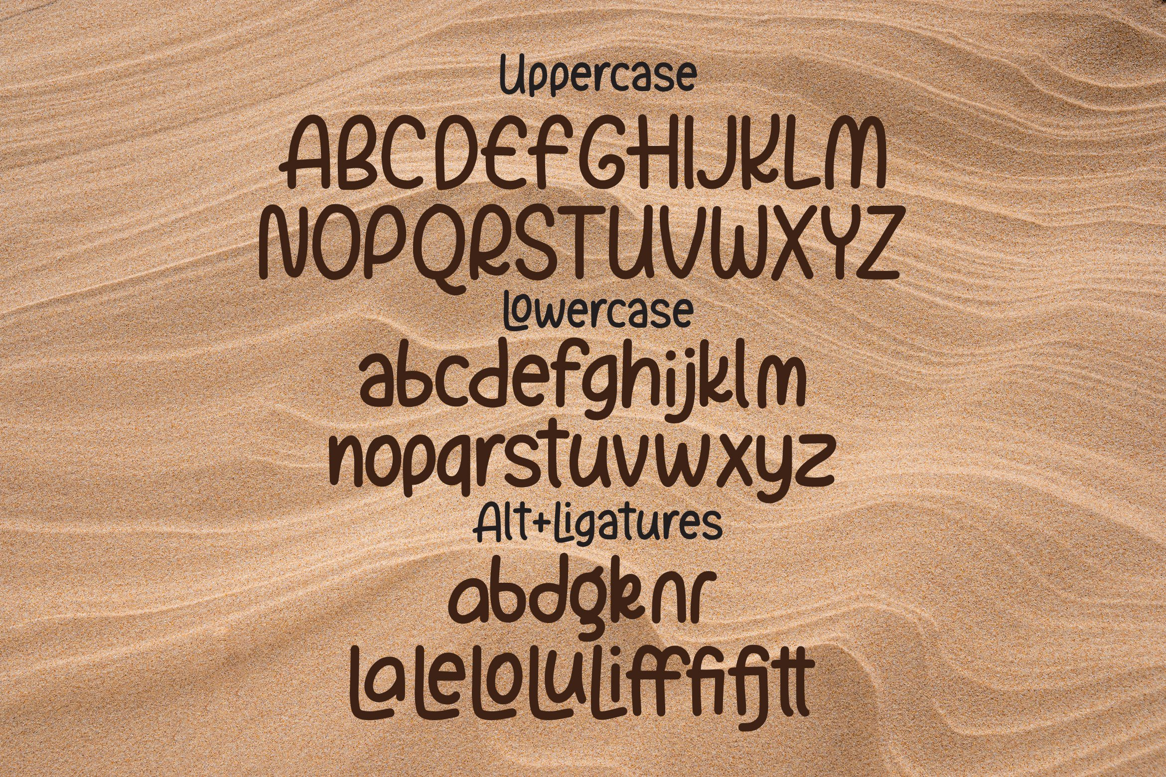 Ravenclaw - Handlettering Font example image 7