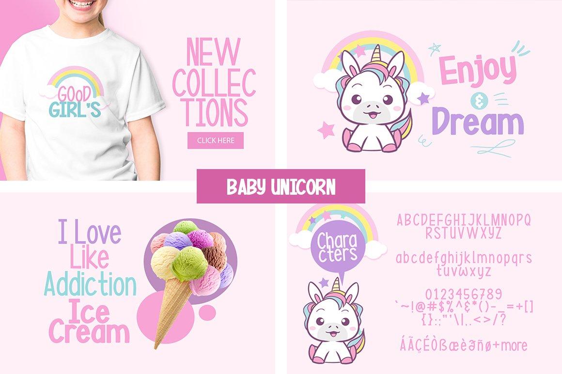 The Unicorn Dream Bundle example image 2