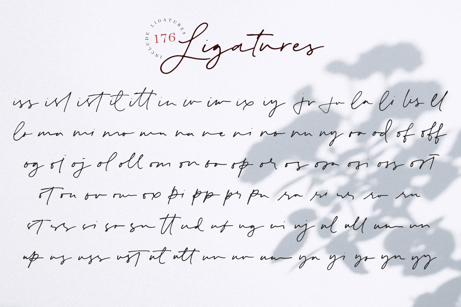 Billy Smith - Signature Font example image 12