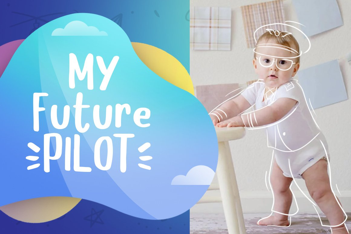 Baby Pilot example image 4