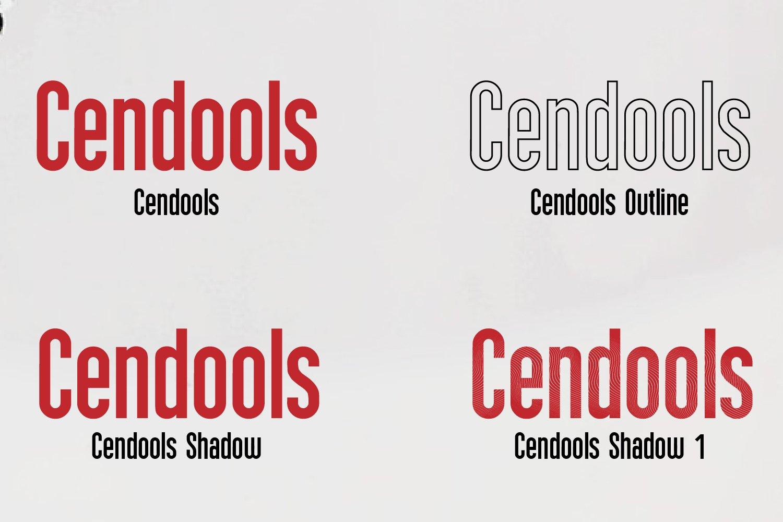 Cendools example image 3