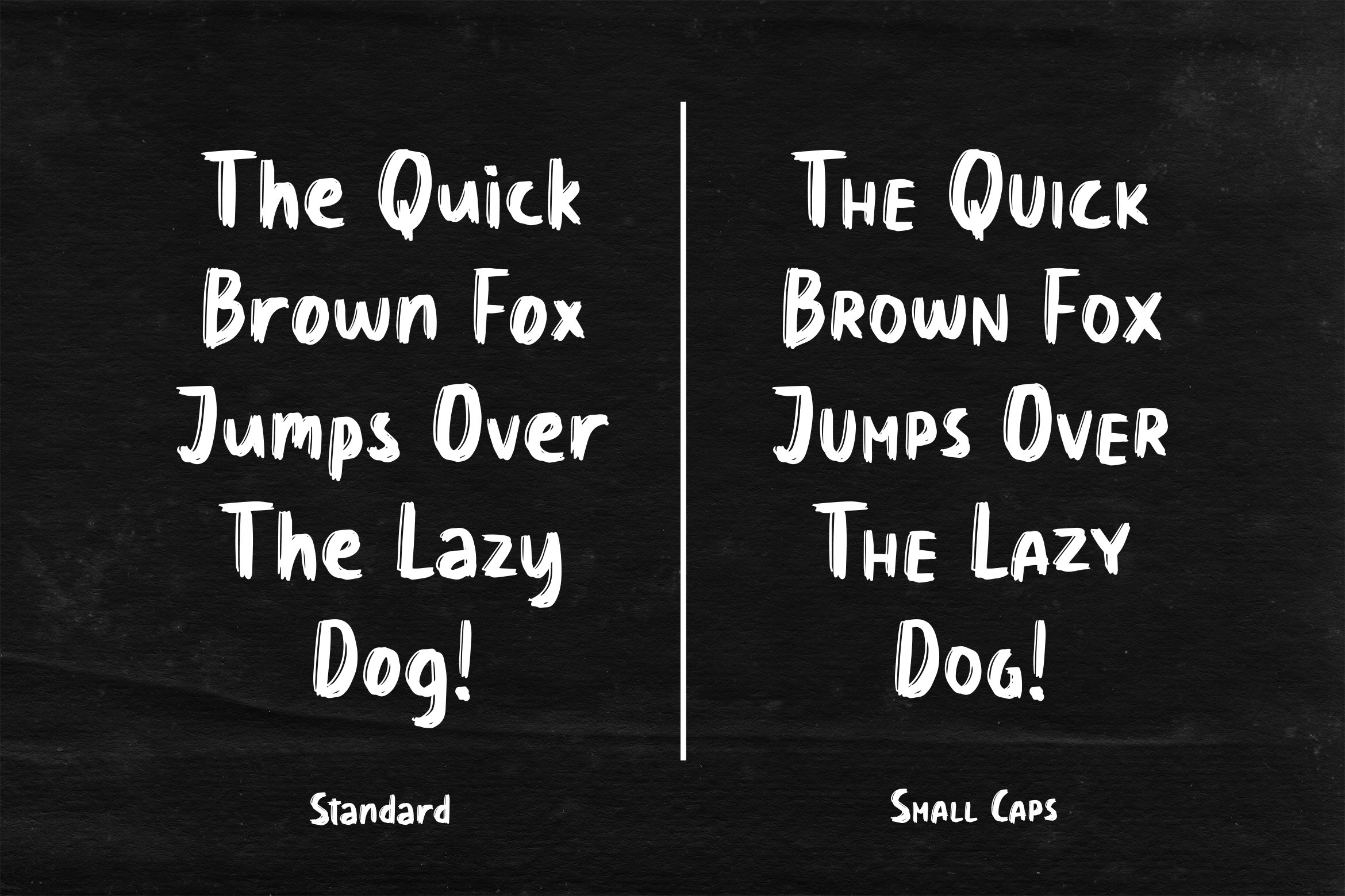 Chalkies - Solid Chalk Font example image 4