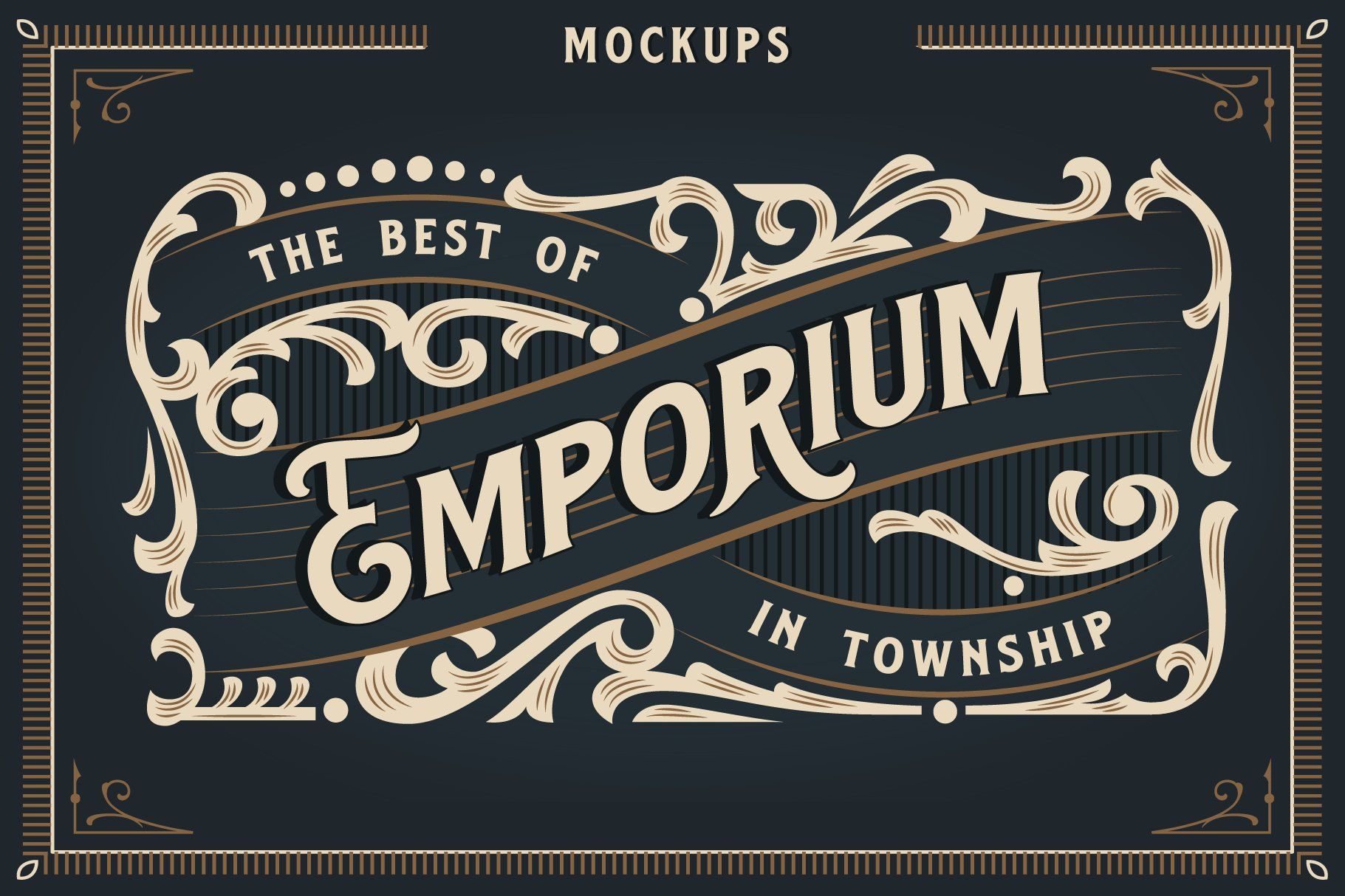 Blackford - Vintage Classic Font example image 2