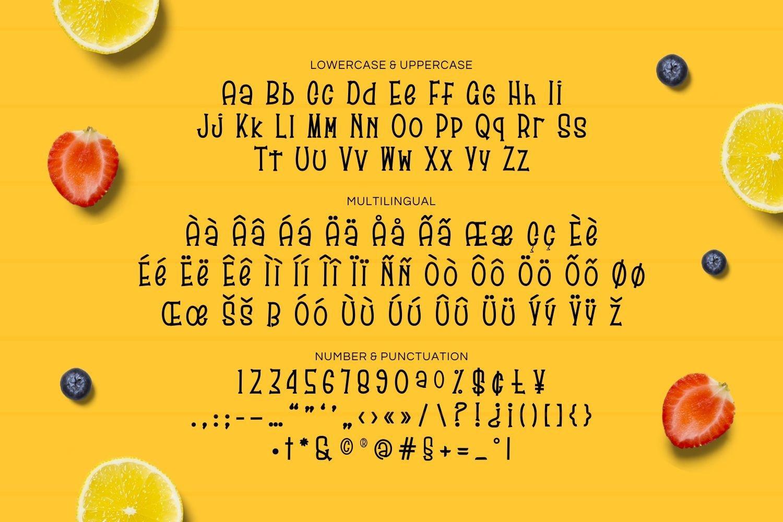 Margarita - Playful Display Font example image 5