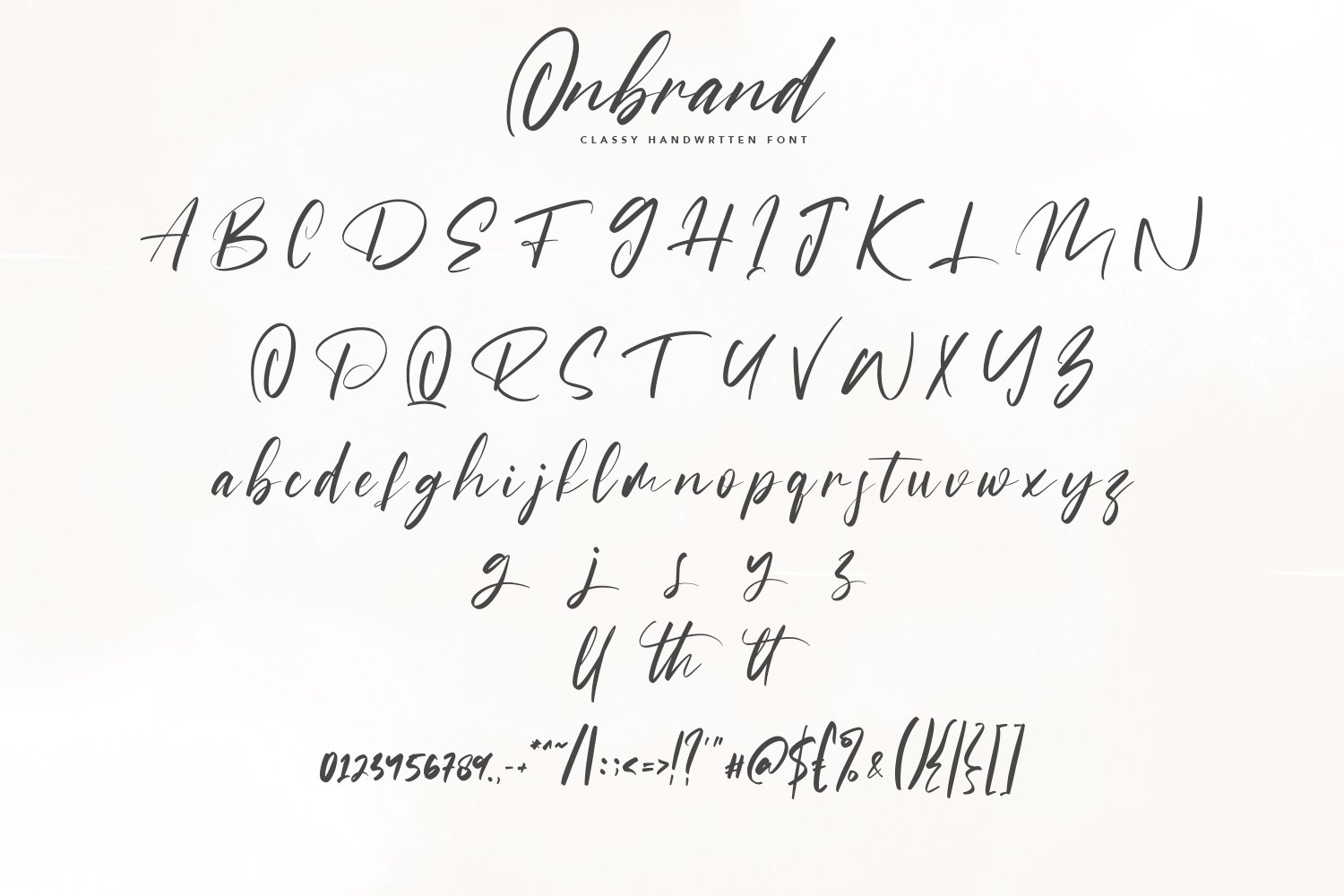 Onbrand - Script Fonts example image 3