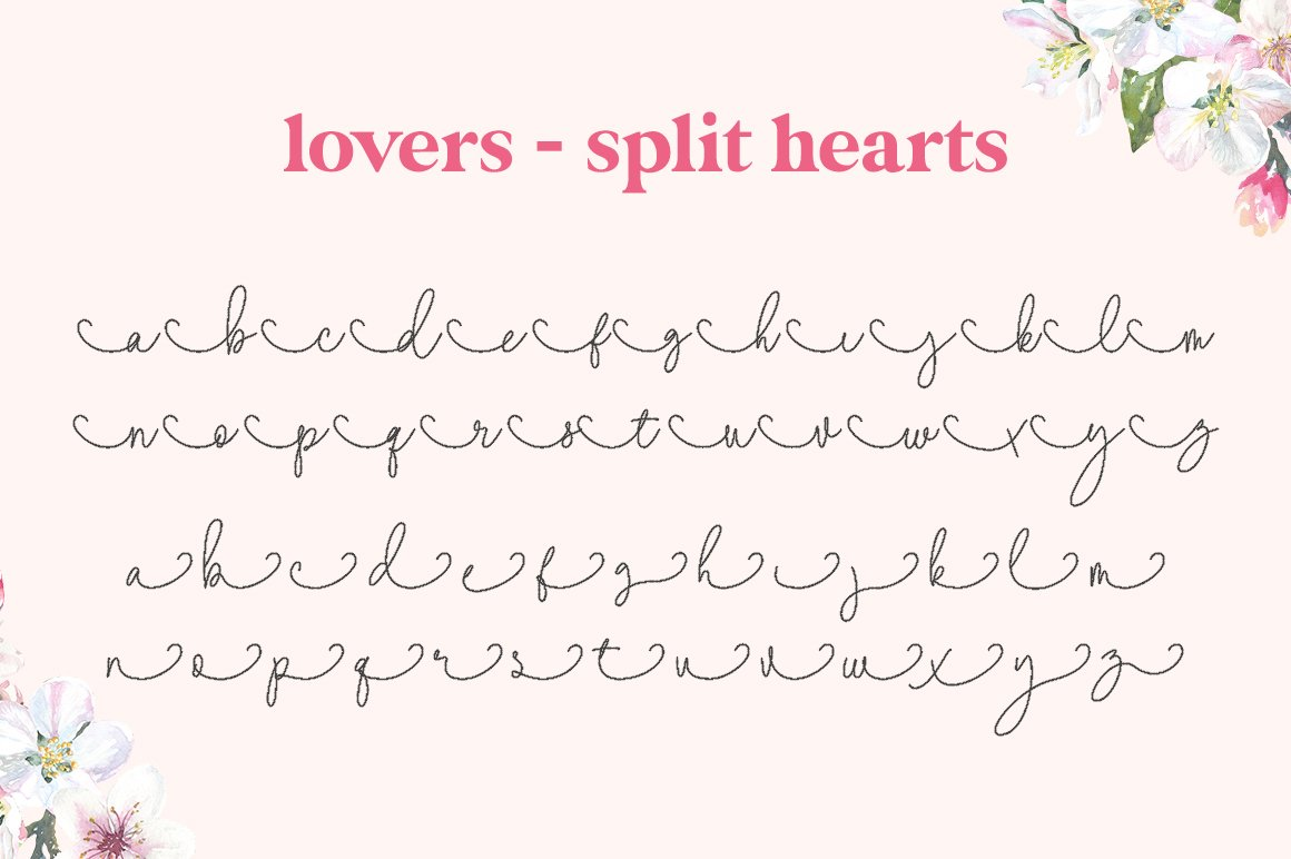 Lovers Script example image 9