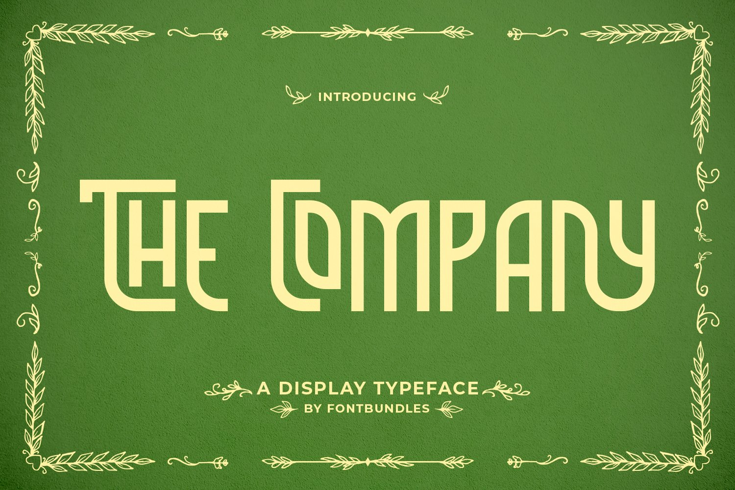 The Company example image 1