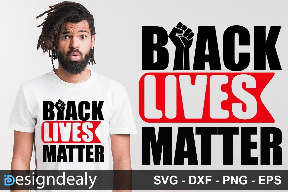 Black lives matter svg,Black Lives bundle,Black lives sign example image 3