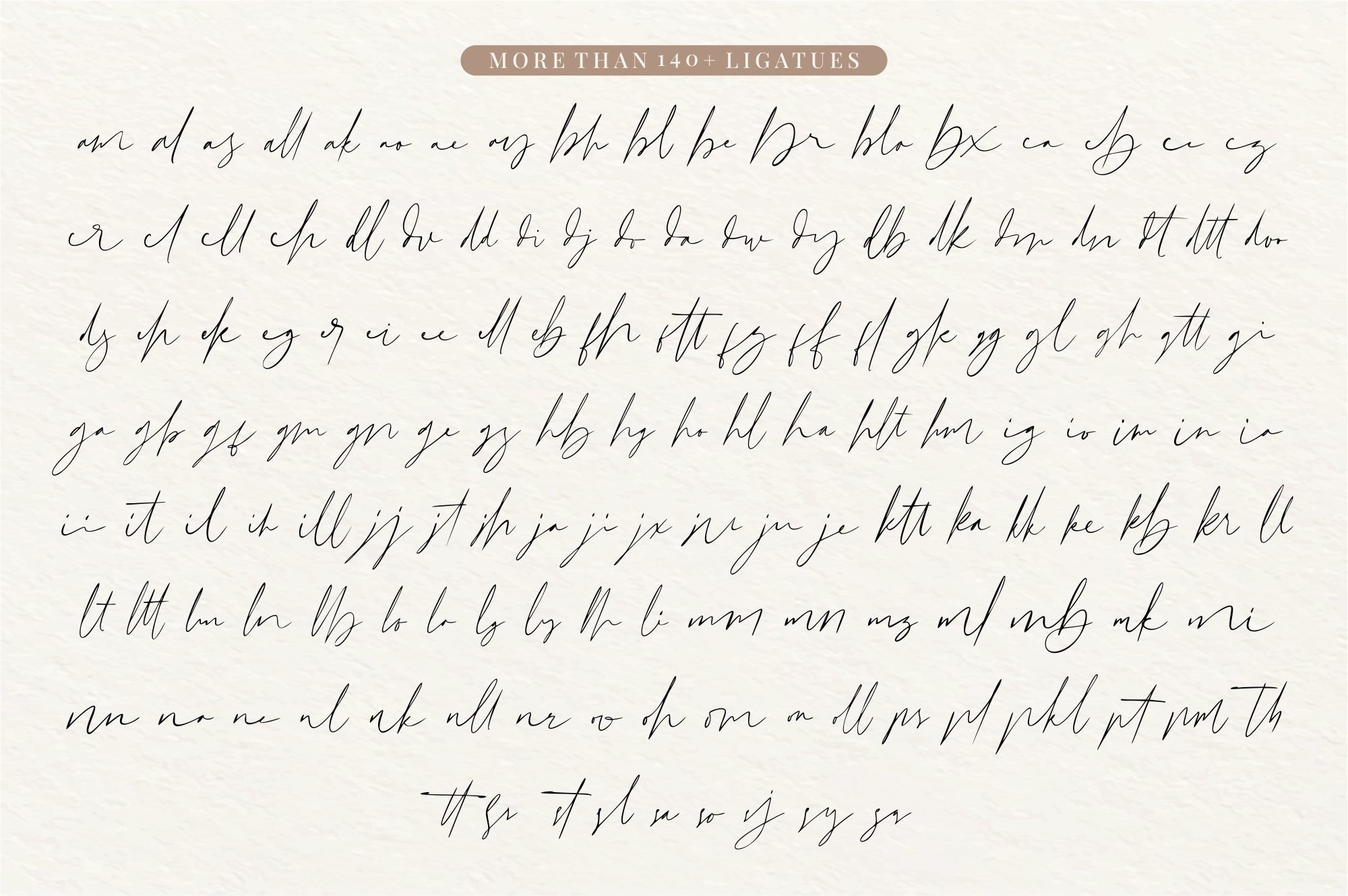 Dutchly - Modern Handwritten example image 7