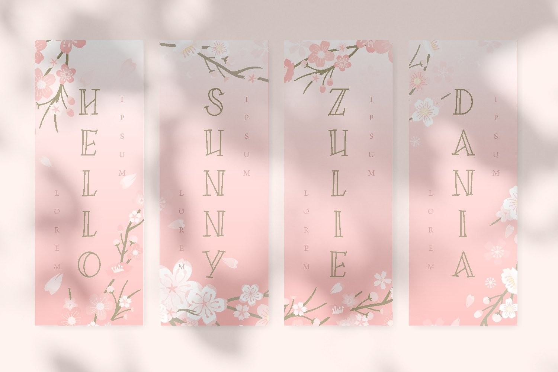 Tribulint - Beauty Display Font example image 4