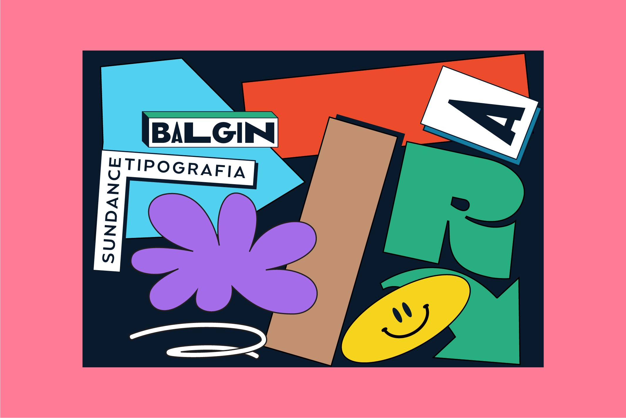 Balgin Font Family example image 12